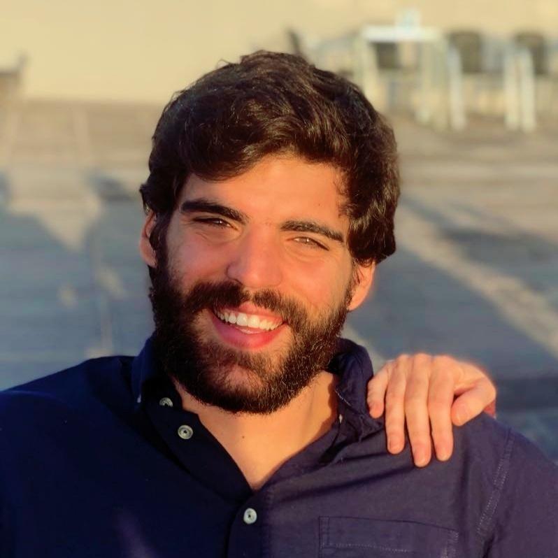 Lucas de Erice Aranda colaborador de Futural Tourism