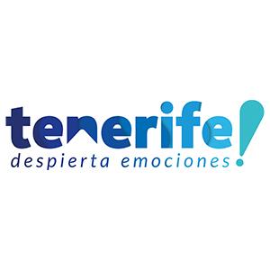 Logo turismo de Tenerife web